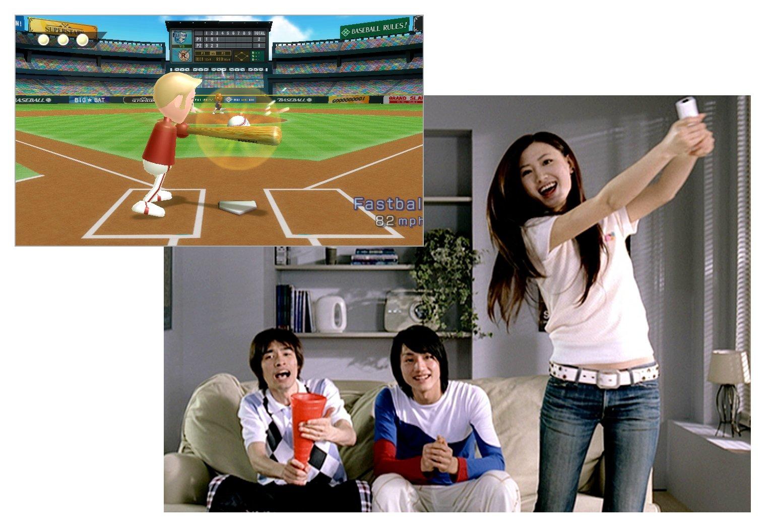 Các game thể thao với Wii