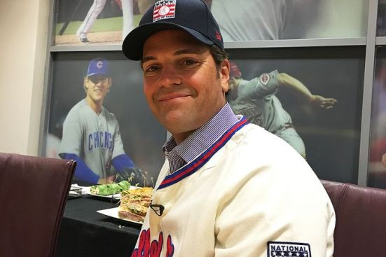 Mike Piazza. Credit: Arturo Pardavila III via Flickr (CC BY 2.0).