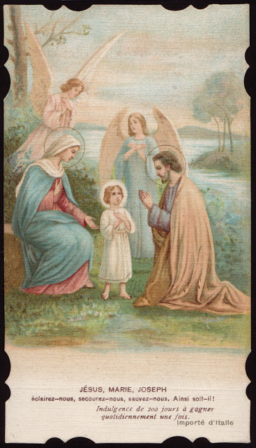 Image from http://imagesoftheholyfamily.blogspot.com/