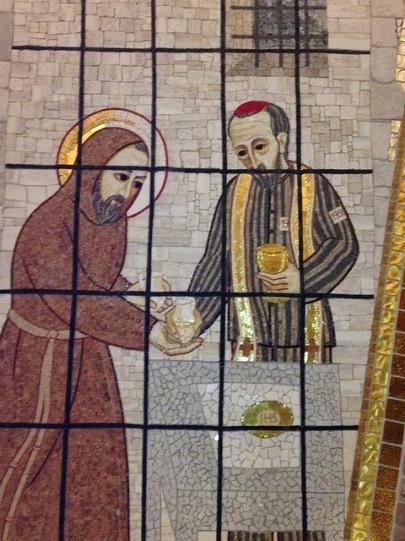 Pio atya és Mindszenty